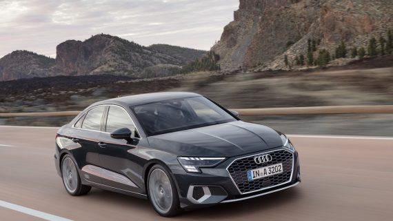 Audi incorpora la tecnología 'mild hybrid' en el nuevo A3