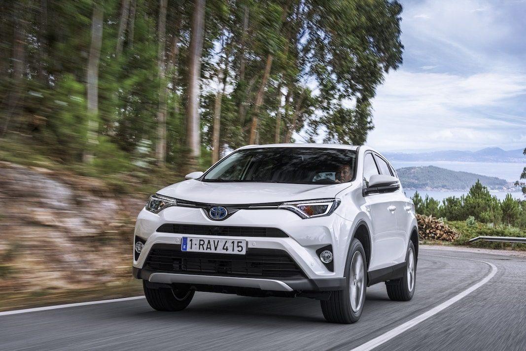 Toyota lanzará en en el segundo semestre el nuevo RAV4 híbrido enchufable