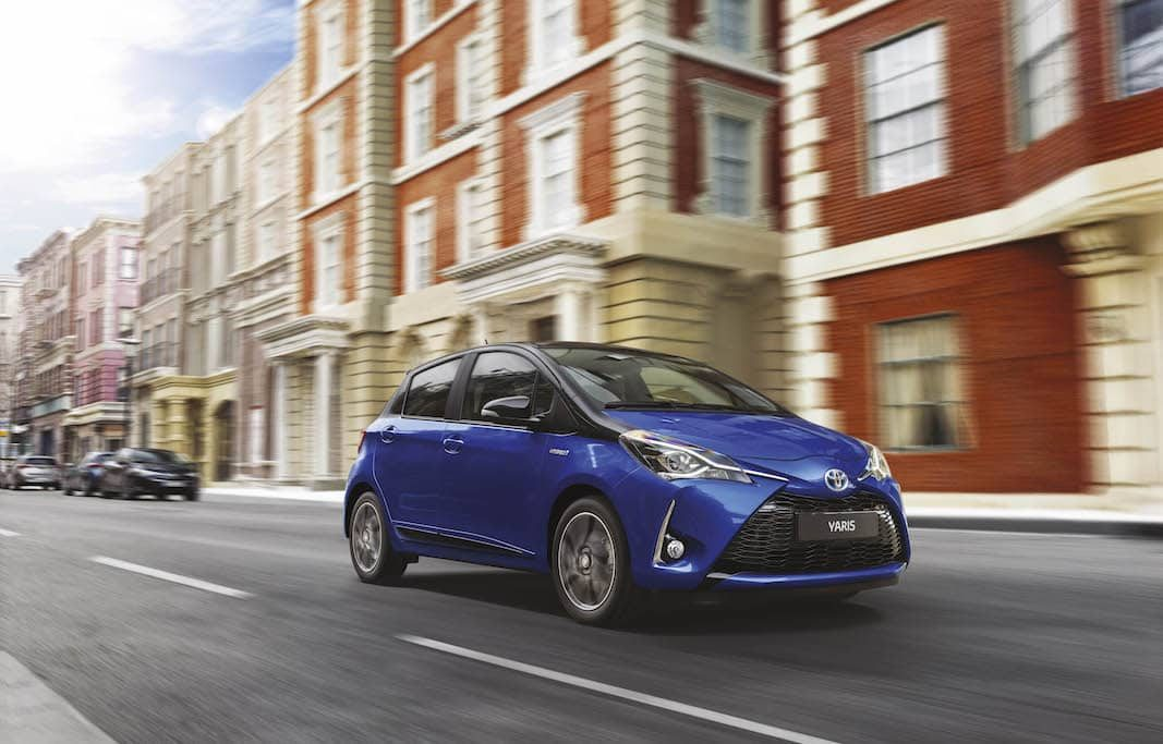 Toyota ofrece Aygo y Yaris con tres meses de carencia en su financiación