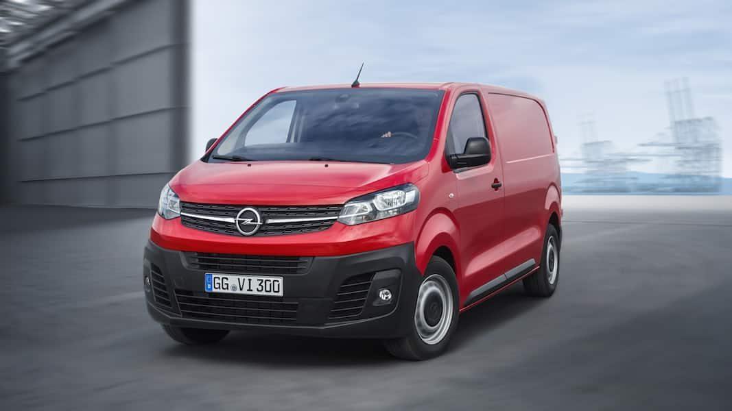 Opel ofrece el Vivaro Combi con tres longitudes diferentes y hasta 150CV