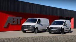 Volkswagen Vehículos Comerciales e Transporter
