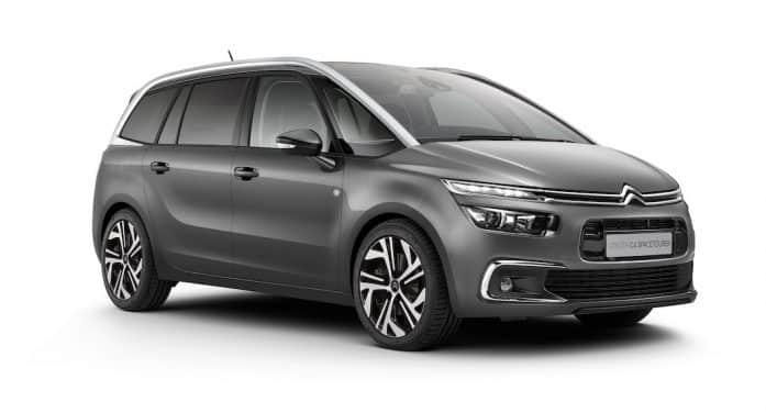 Citroën lanza una versión especial del Grand C4 Spacetourer