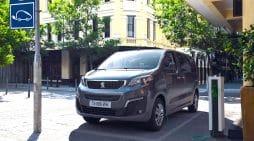 Peugeot Traveller eléctrica