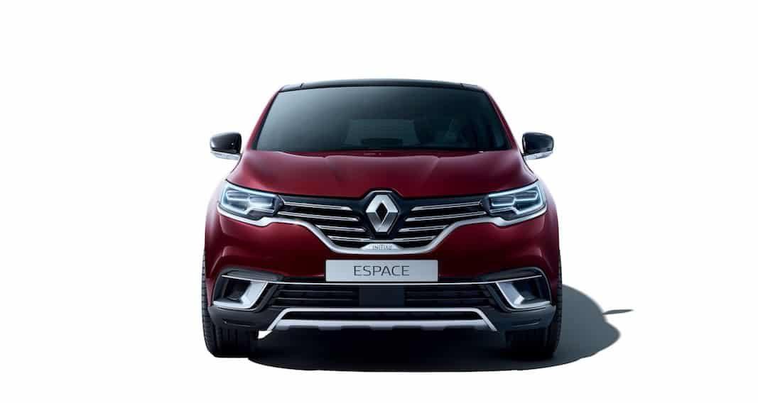 Renault estrena el nuevo Espace con más tecnología y diseño