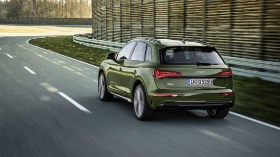 Audi prepara la llegada del nuevo SUV 'premium' Q5