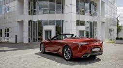 lexus lc 500 cabrio 20203