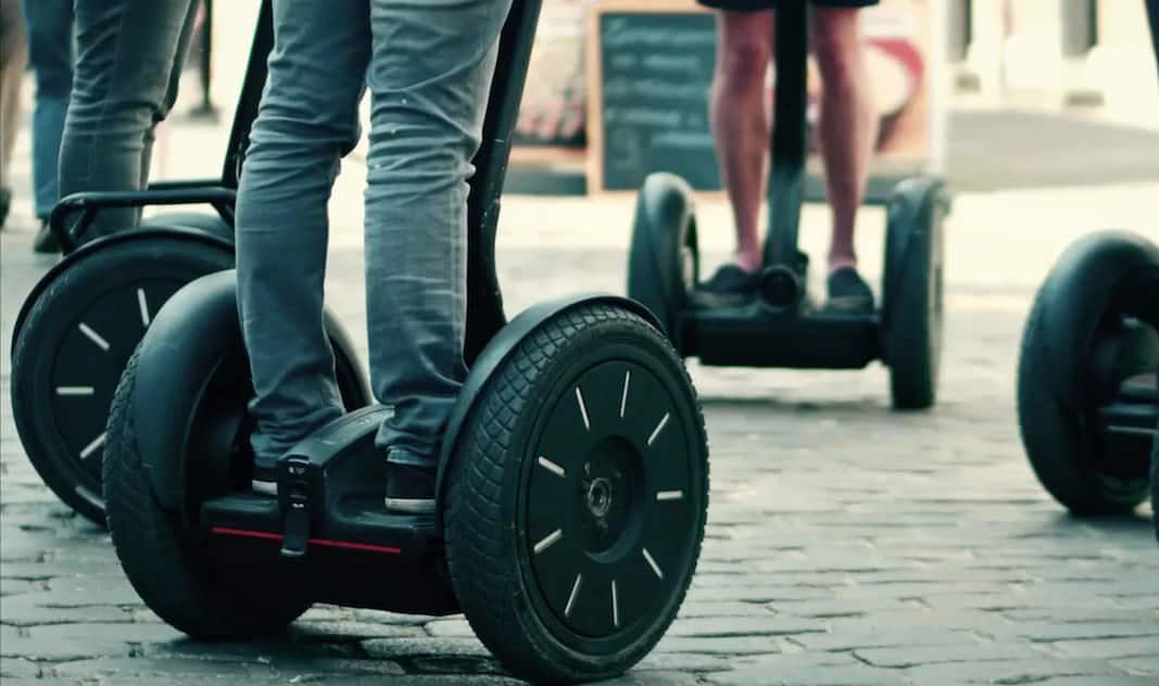 Segway cesa su producción 20 años después de su primer vehículo de dos ruedas