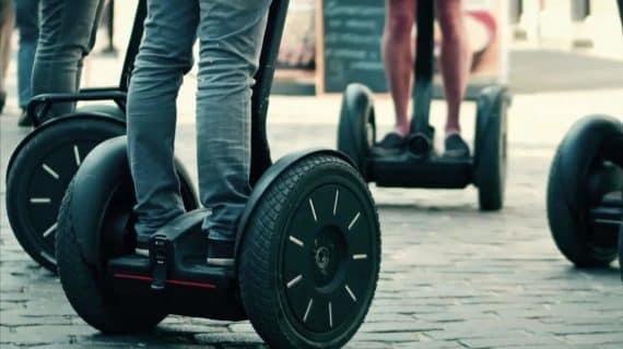 Segway su producción 20 años después de su primer vehículo de dos ruedas