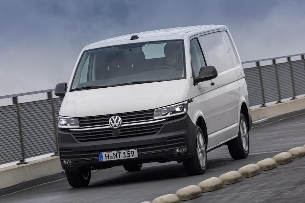 Volkswagen renueva su gama T6 con más diseño exterior y tecnología