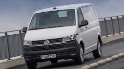 volkswagen comerciales transporter 2020, forma parte de la gama T6