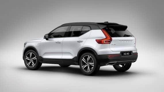 Volvo actualiza la gama de su XC40 híbrido enchufable