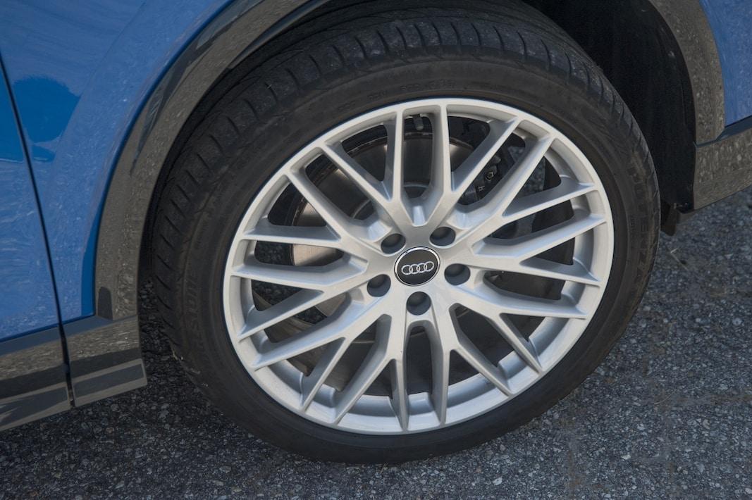 Prueba de Flotas. Audi Q2