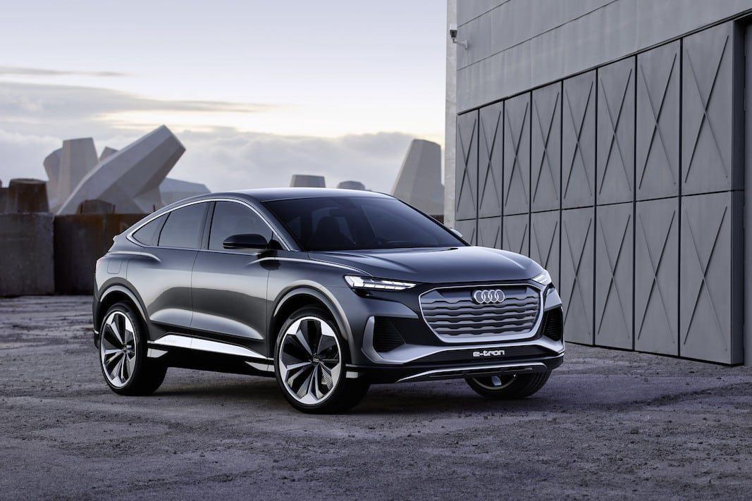 Audi lanzará en un año el Q4 e-tron, con 500 kilómetros de autonomía