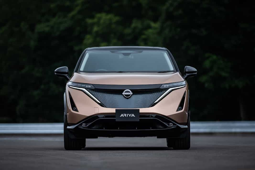 Nissan avanza el diseño del SUV Ariya, con 500 kilómetros de autonomía