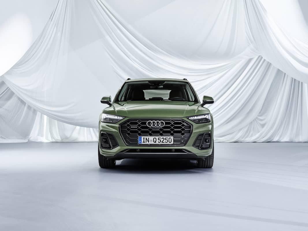 Audi: más tecnología de iluminación digital en el próximo Q5
