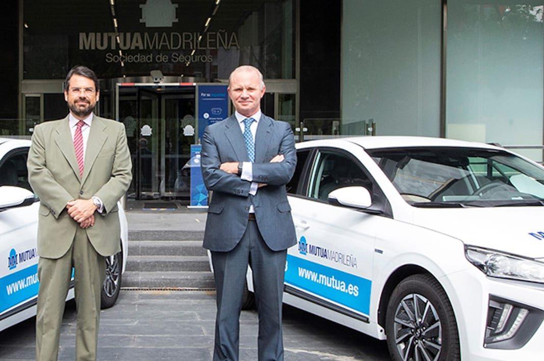Hyundai provee con 138 híbridos y eléctricos a Mutua Madrileña