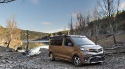 Toyota lanza la versión Camper del Proace Verso
