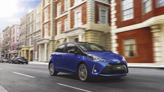 Toyota comienza a fabricar el Yaris en Francia: 300 millones