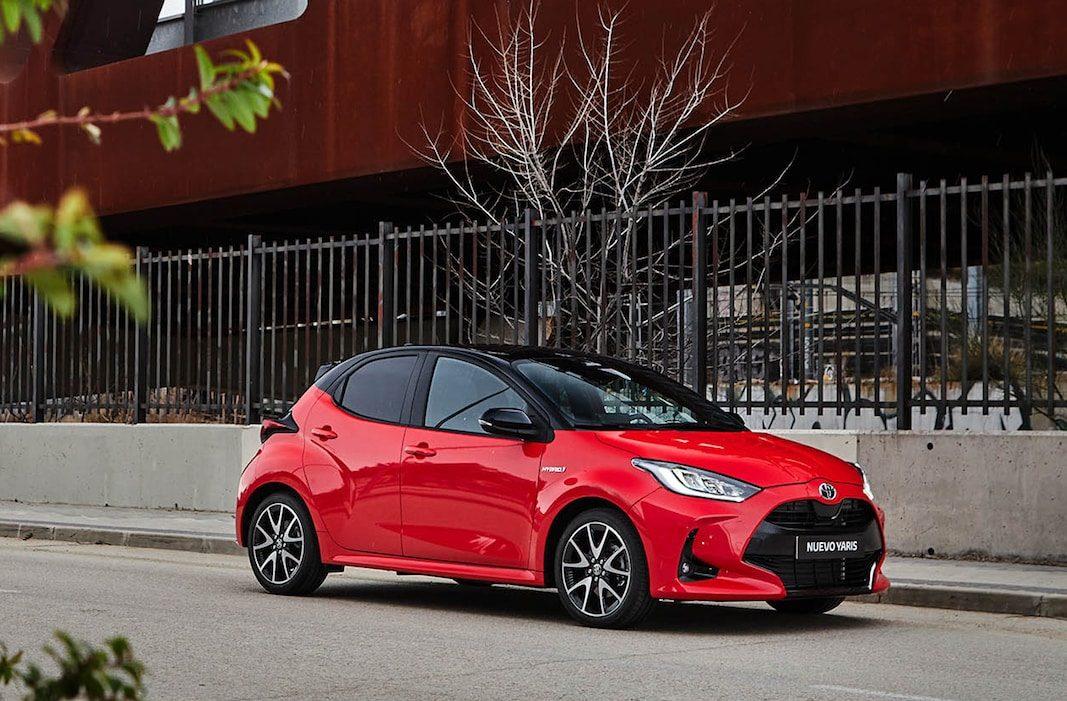 Toyota incrementa el valor residual del nuevo Yaris en un 13%