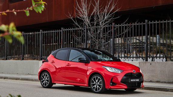 Toyota Yaris, un pequeño gran compacto para los nuevos floteros