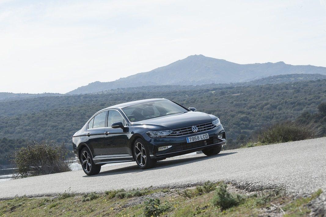 Prueba de Flotas: Volkswagen Passat, un Bono del Tesoro