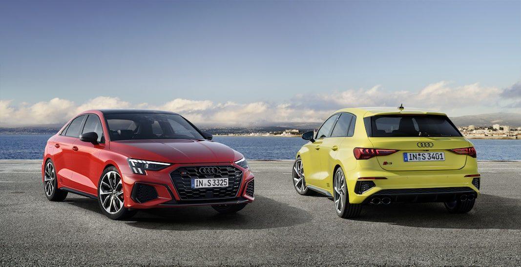 Audi inicia la preventa de los S3 Sportback y Sedan: octubre es la fecha