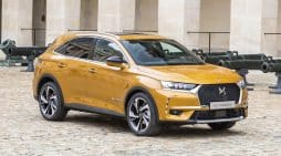 DS7 Crossback híbrido enchufable