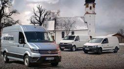 Volkswagen Vehículos Comerciales gama e-commerce última milla