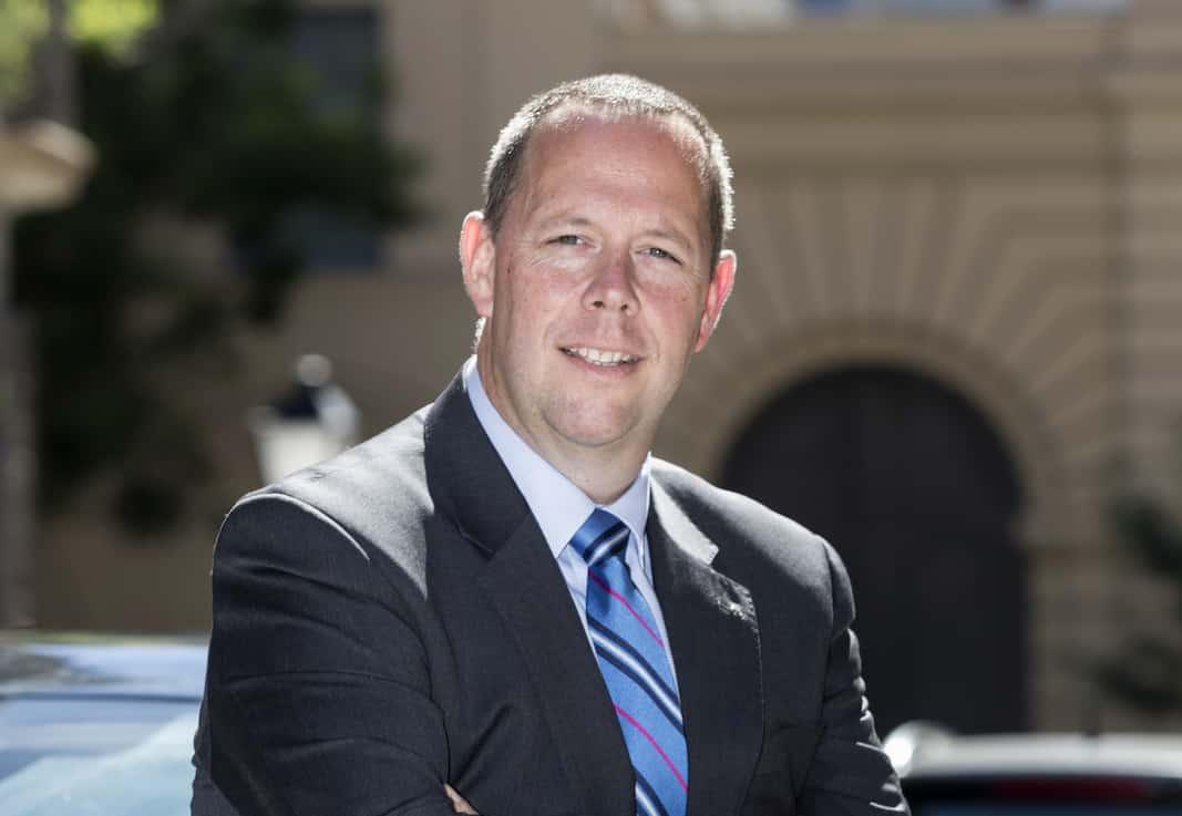 Marcos Grant es director de Flotas y RAC de Volkswagen España.