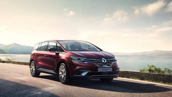 Espace: Renault mantiene su idilio con el largo recorrido profesional