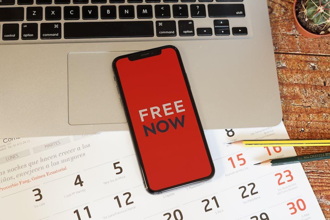 Free Now pide más ayudas para incentivar el vehículo eléctrico
