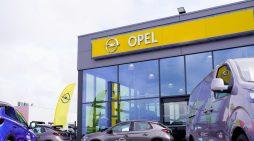 Opel logo concesionarios, descuentos