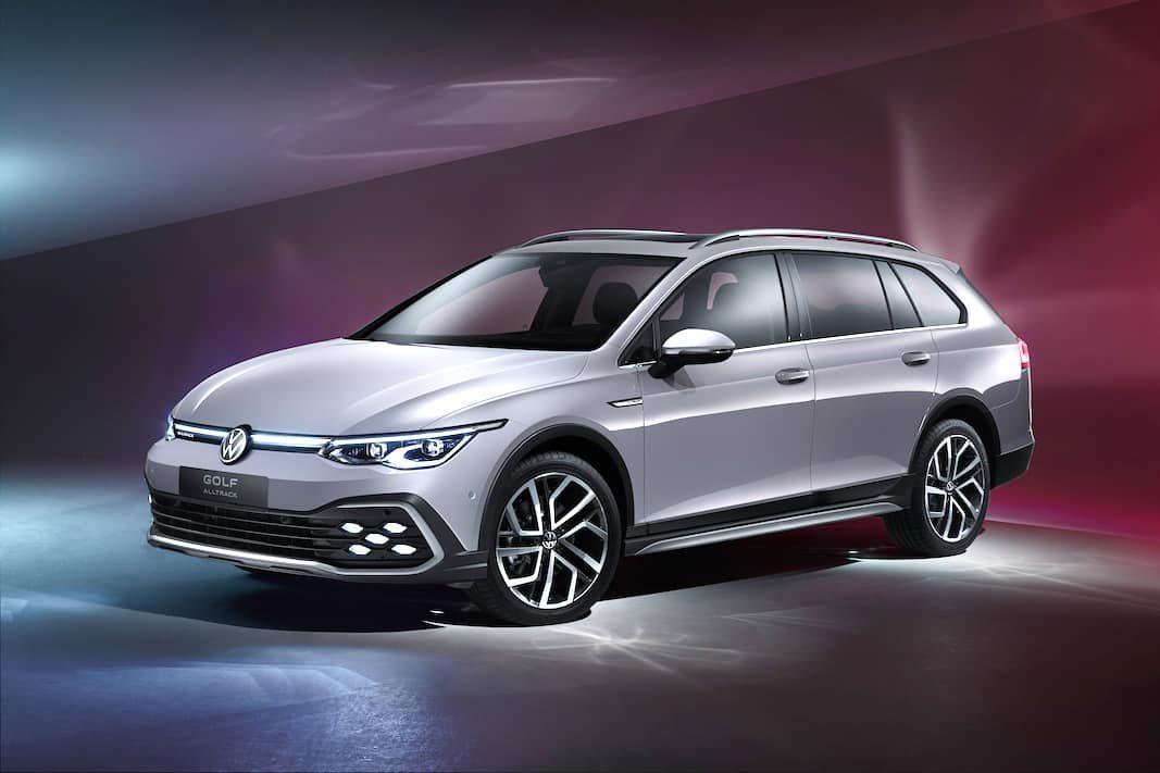 El Volkswagen Golf Variant arranca en el mercado corporativo