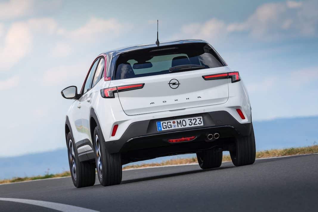 Opel ofrecerá diésel, gasolina y eléctrico en el nuevo Mokka
