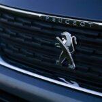 Peugeot logo PSA