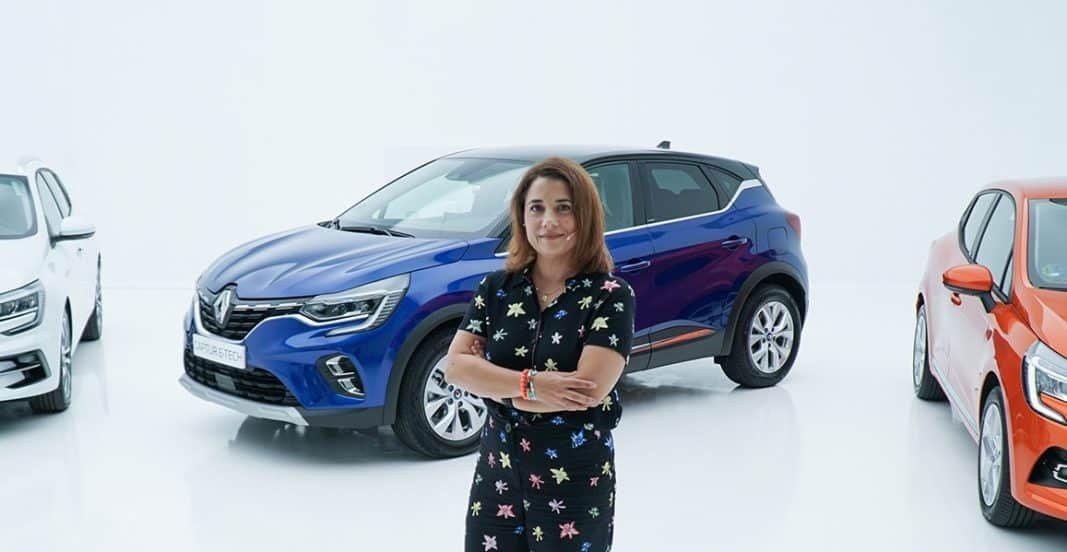 Renault: su responsable de Flotas, nueva directora comercial de Dacia