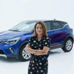 Ana Gema Ortega es directora de Flotas de Renault España. FOTOGRAFÍA: RENAULT