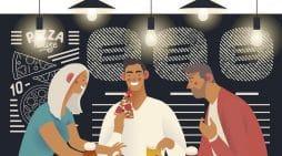 Restaurante, mesa, Andrés Sánchez Magro, opinión. De GRINBOX