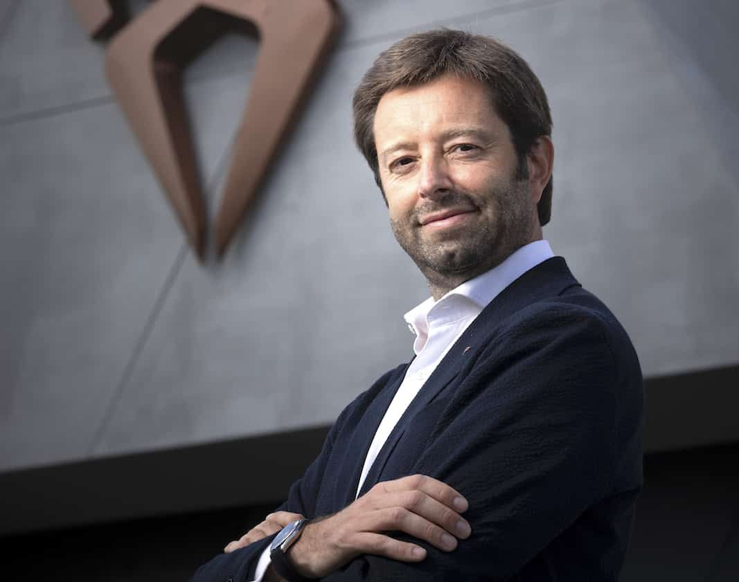 Cupra elige a Víctor Sarasola como director comercial; Antonio Calvo, director de Flotas