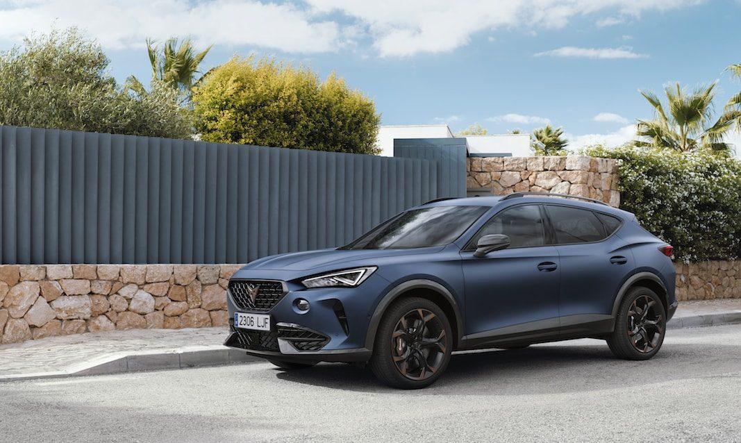 Cupra venderá 13.500 vehículos en España en 2021, un 400% más
