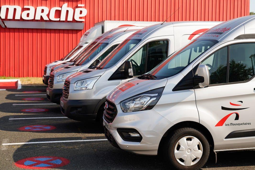 Alemania y Francia tiran de las flotas de coches de empresa en Europa