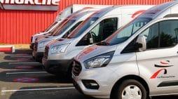 Francia y Alemania tiran de las flotas de vehículos. Fotografía de sylv1rob1