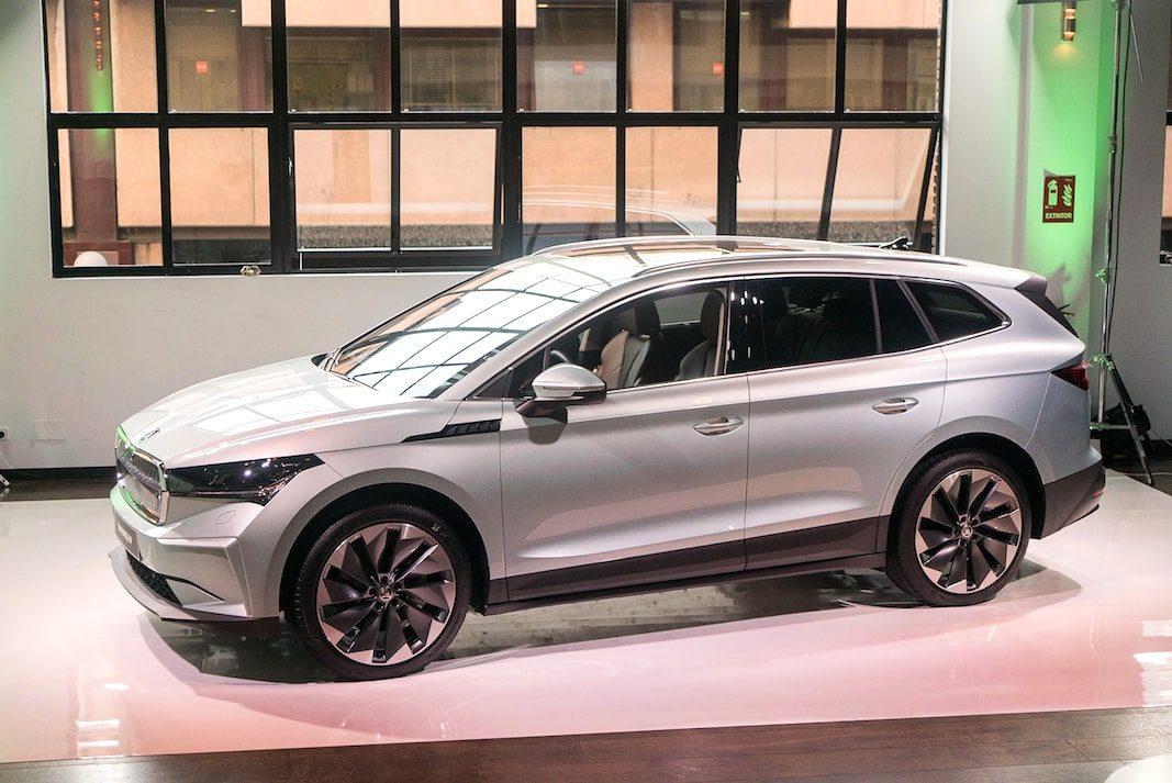 Enyaq: Skoda inyecta aire premium al universo eléctrico de las flotas SUV