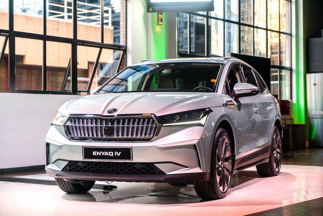 Skoda avanza su modelo de sostenibilidad a las empresas con el SUV Enyaq
