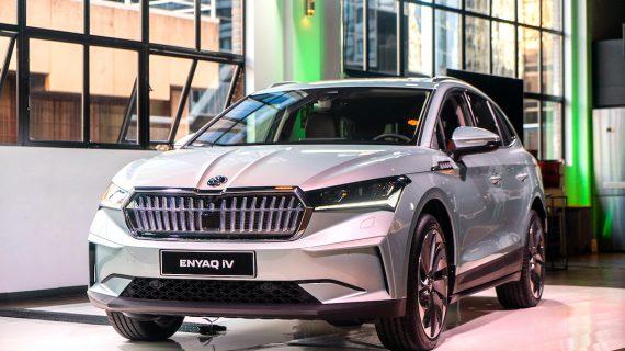 Skoda comienza a fabricar su primer SUV eléctrico en Europa