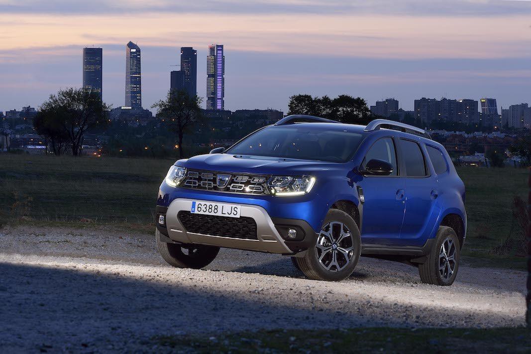 Dacia fue la marca líder del mercado privado en 2020
