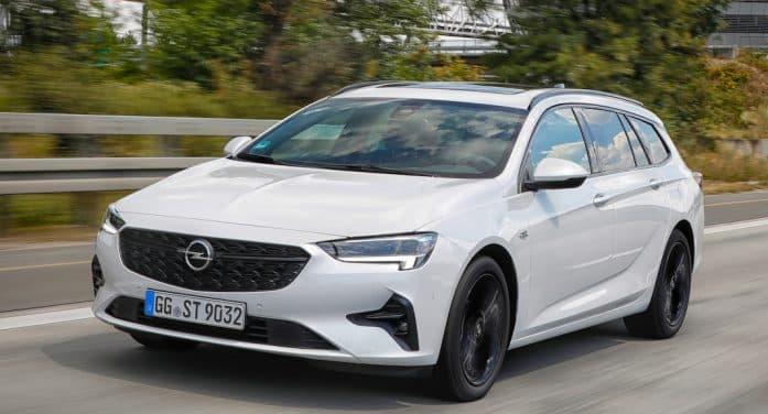 Opel aumenta las opciones de motorización del Insignia