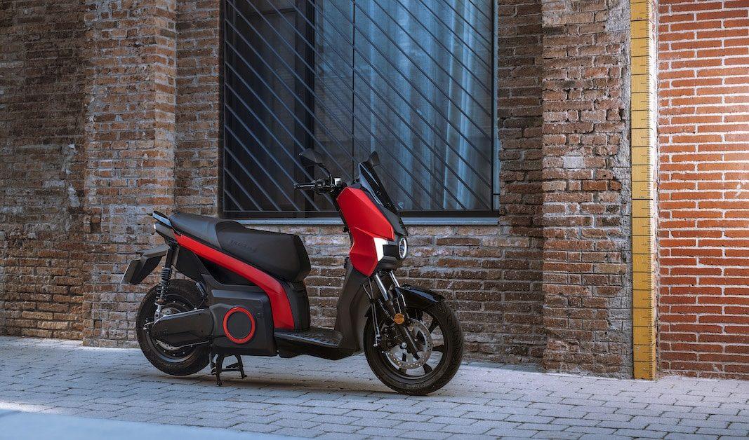 Seat Mó lanza en España su primera moto eléctrica