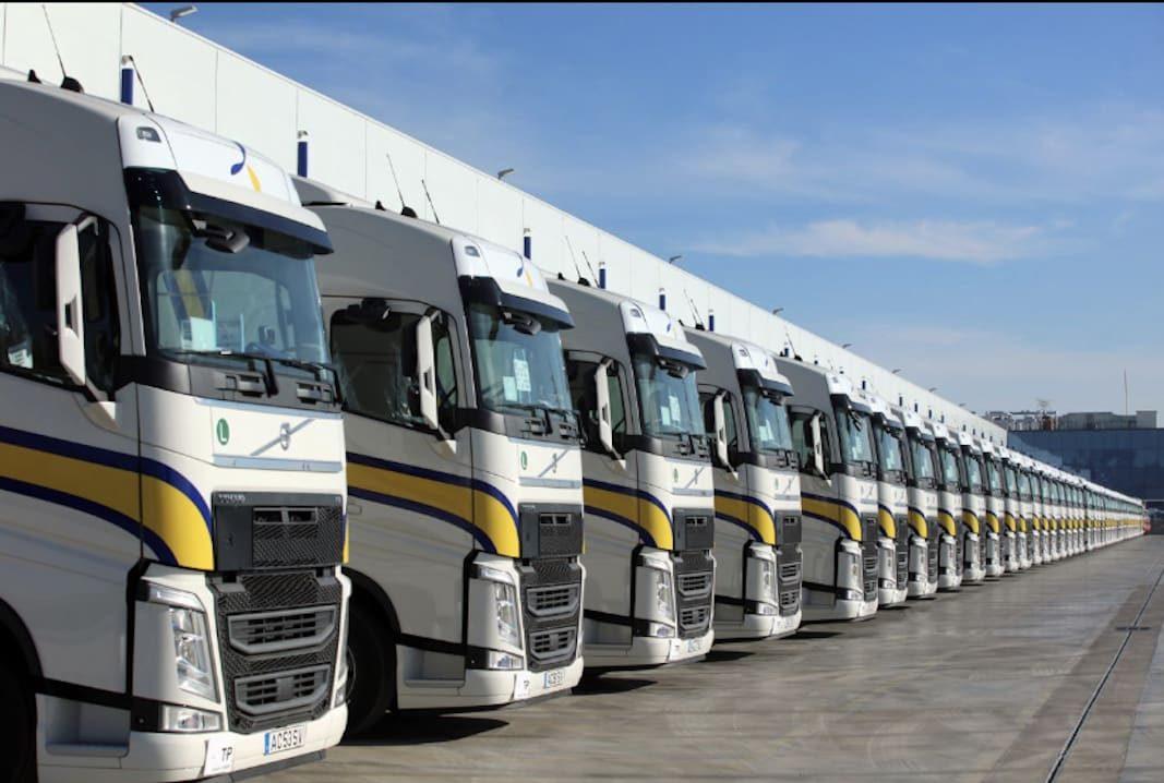 Primafrio incorpora a su flota 300 camiones nuevos de Volvo