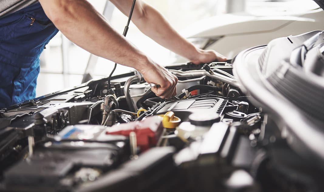 Los coches eléctricos deberán ser reparados en zonas acotadas del taller